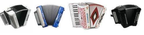 acordeones