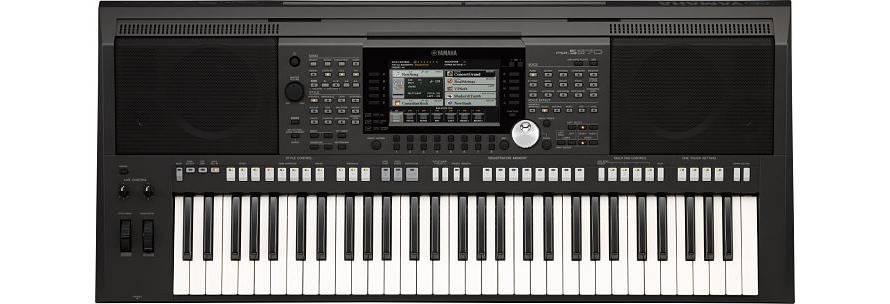 teclados yamaha