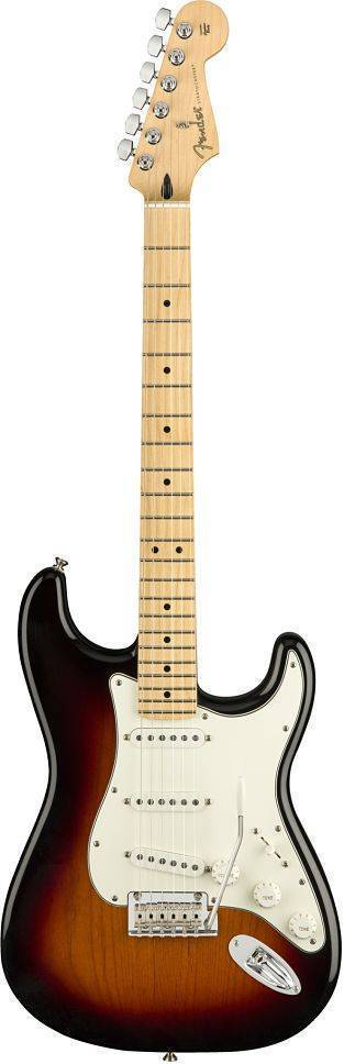 Guitarra  Electrica Fender Player Stratocaster Sunburst