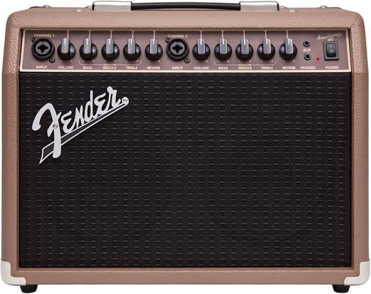Amplificador Fender Acoustasonic 40