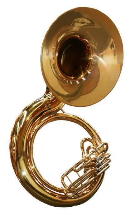 Tuba Sousafon Century laqueada CNSS002