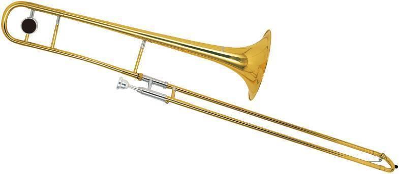 Trombon De Vara Symphonic En Bb Laqueado STB008