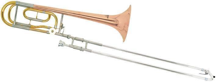 Trombon De Vara En Bb/F Laq.C/Transpos.Sl-811l