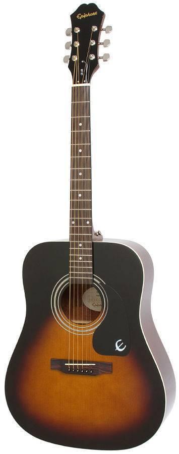 Guitarra Epiphone DR-100 Vintage Sunburst