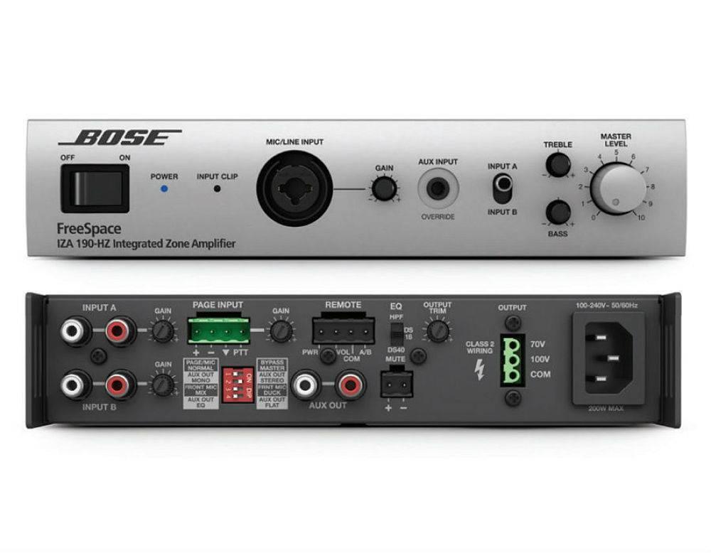 Amplificador Bose IZA-190HZ