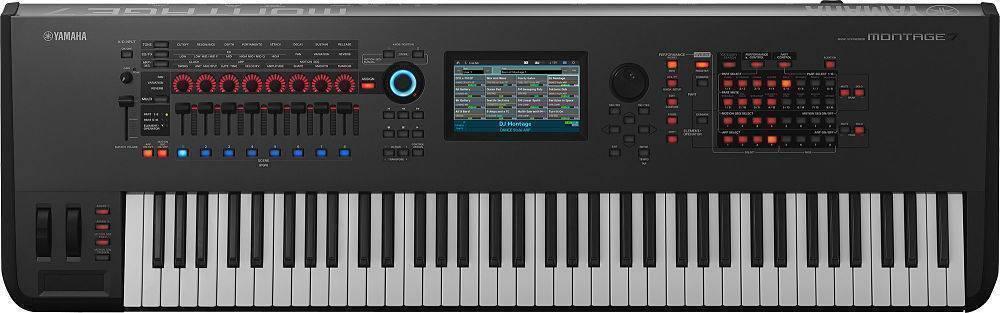 Sintetizador Yamaha Montage 7