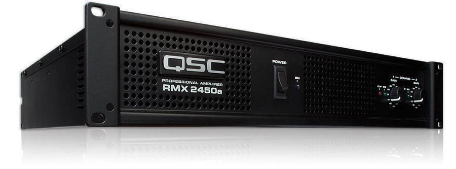 Amplificador QSC RMX2450