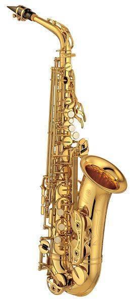 Saxofon Alto Yamaha  YAS-62 Profesional