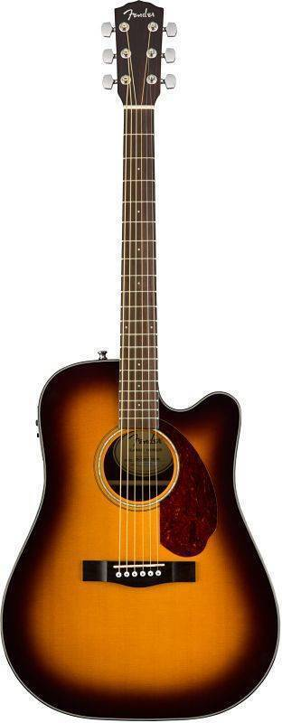 Guitarra Fender CD-140SCE Sunburst 0970213332