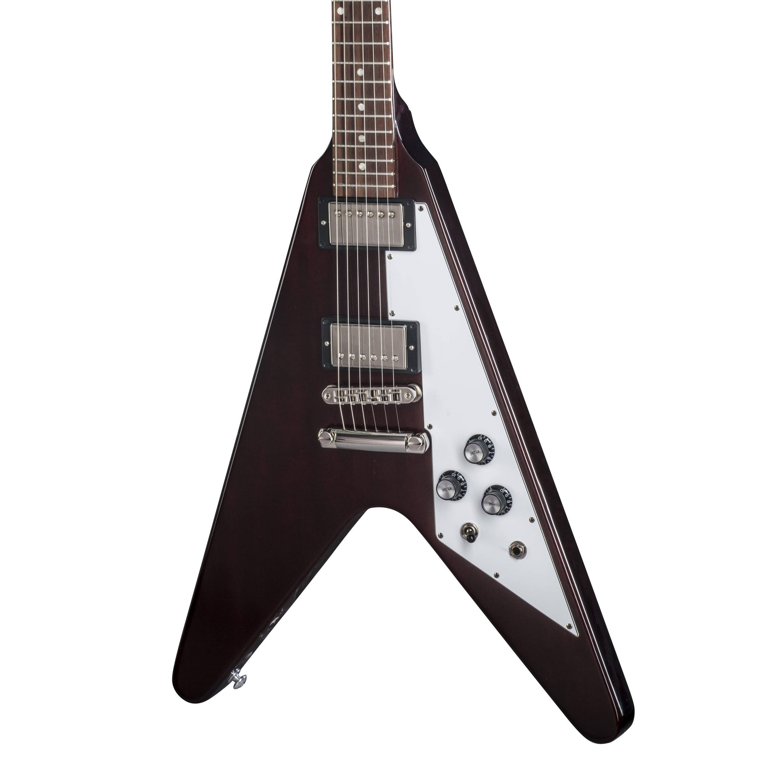 Guitarra Electrica Gibson USA 2018 Flying V in Aged Cherry