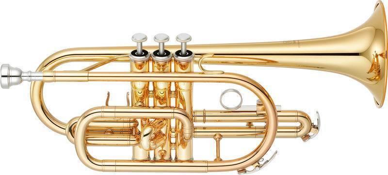 Trompeta YamahaBYCR2310 Profesional En Bb