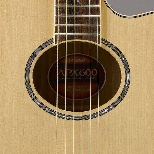 Guitarra Electro Acustica Yamaha APX600