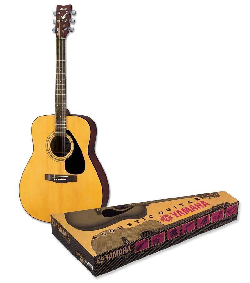 Paquete Guitarra Yamaha F310P con funda