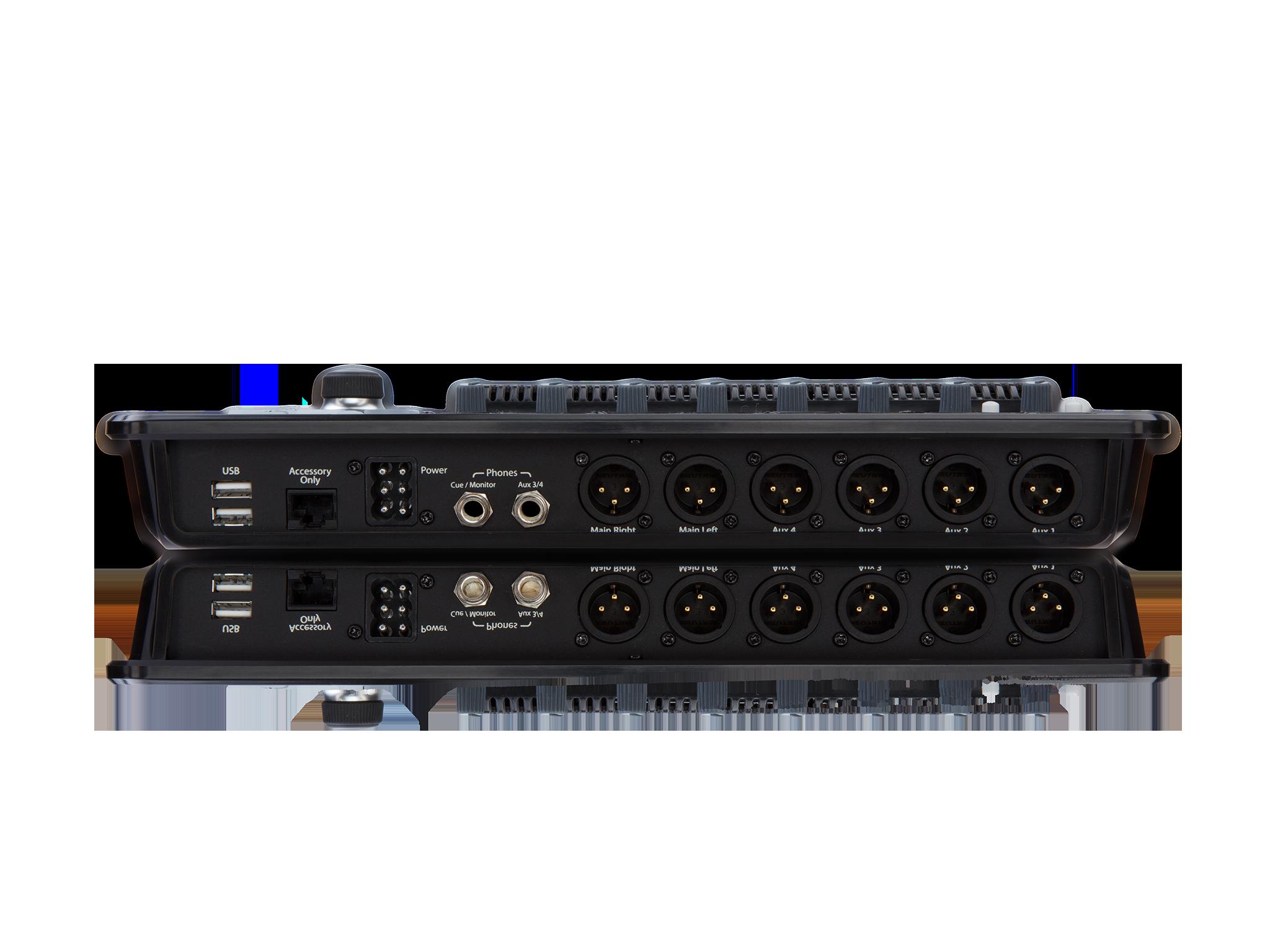 Mezcladora Digital QSC de Touchmix 8 canales