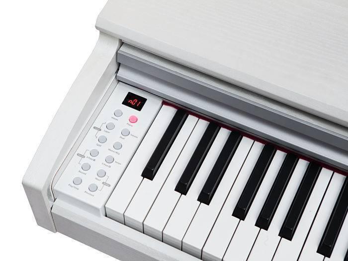 Piano Kurzweil M210 Color Blanco