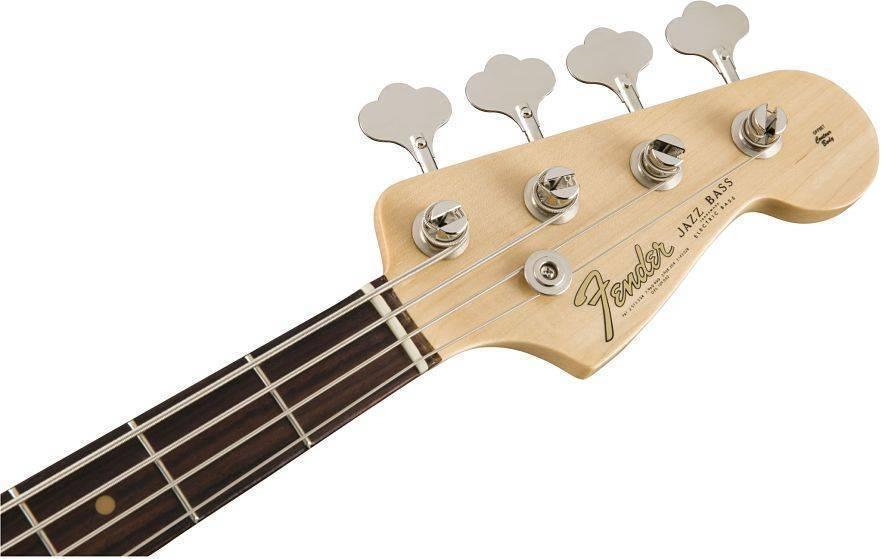 Bajo Fender Jazz Bass Rojo American Original 0190130809