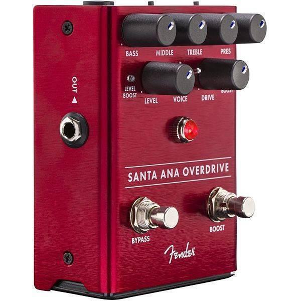 Pedal Fender de efecto  Santa Ana Overdrive Pedal 0234533000