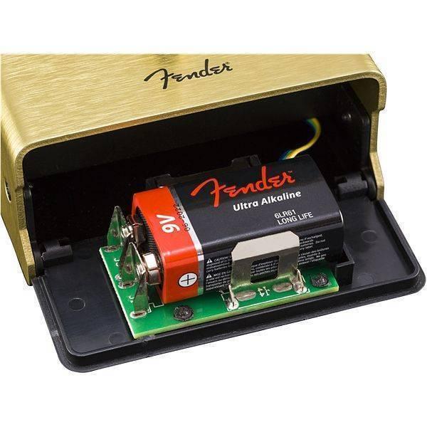 Pedal Fender de efectos Pugilist Distortion Pedal