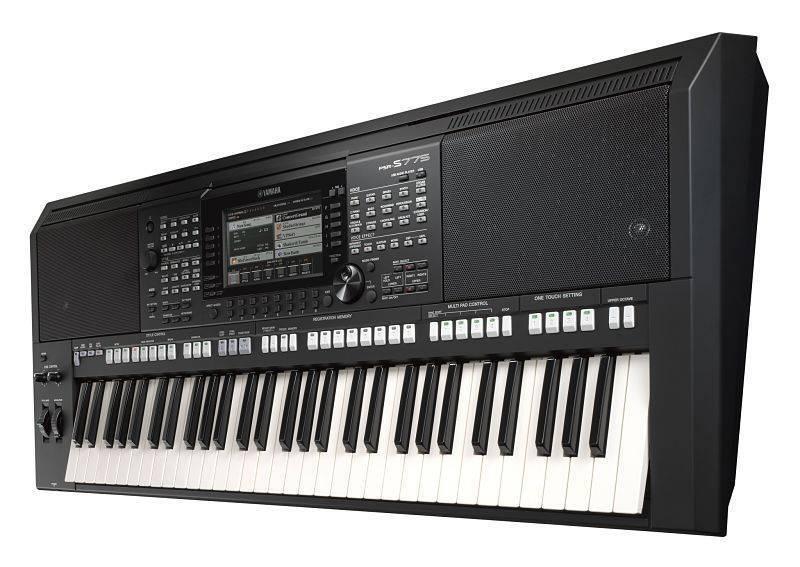 Teclado Profesional Yamaha PSRS775 (descontinuado)