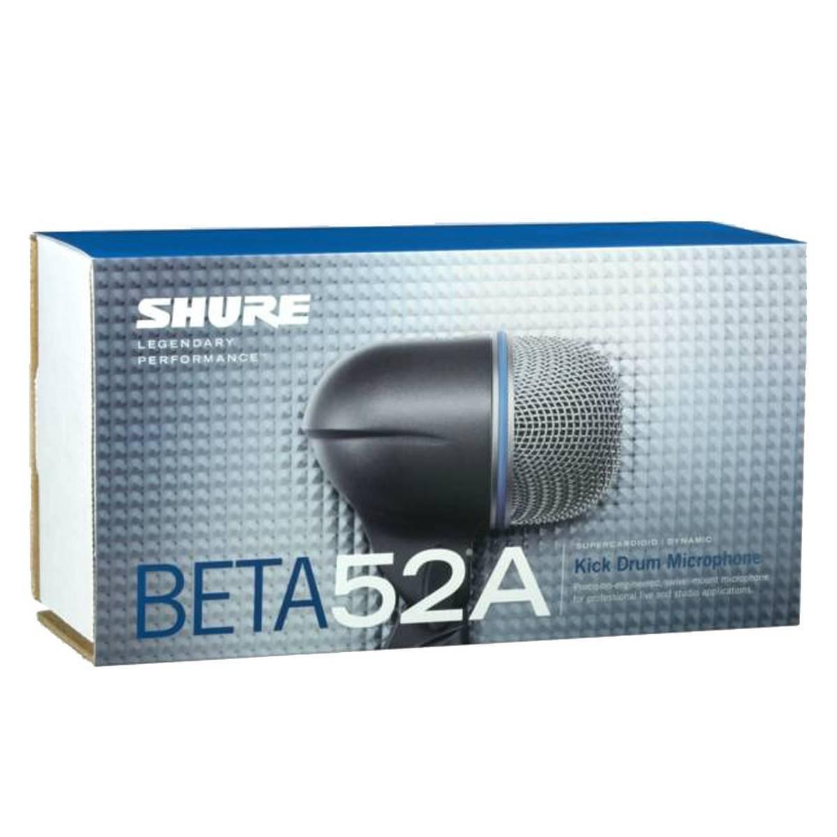 Micrófono Shure Beta 52A
