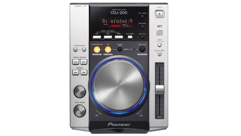 Reproductor De Cd Digital Pioneer Cdj-200