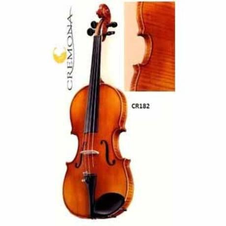 Violin Estudiante 4/4 Cremona Rayas