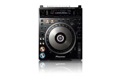 Reproductor Digital De CD/DVD  Pioneer Dvj-1000 (Outlet)