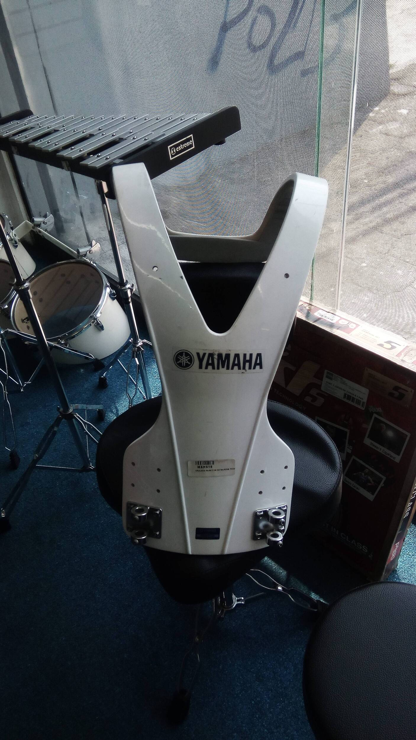 Chaleco Para Tom De Marcha Yamaha Kmsh9150