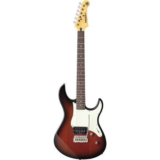 Guitarra Eléctrica Yamaha Pacifica Humbucker X1S Duncan