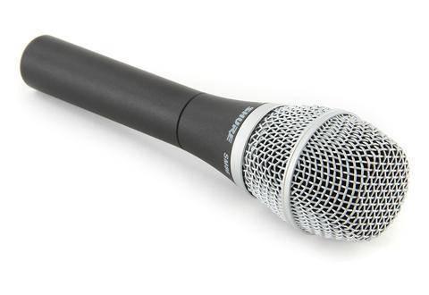 SM86-LC Microfono Shure De Condensador Sm86