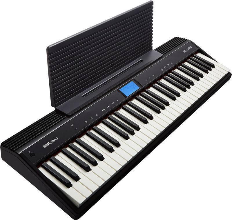 Piano Roland Go Piano 61 Teclas