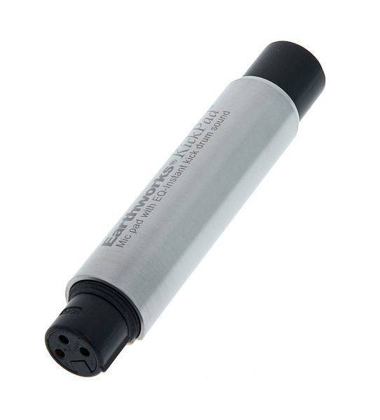 Atenuador para microfono de bombo Earthworks