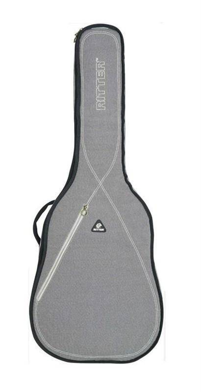 Ritter RGS3-B / MGB gris / marrón Bass Gig Bag