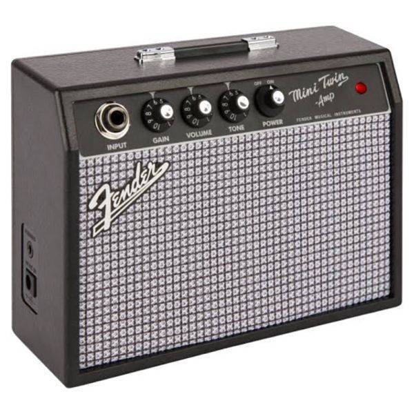 Mini Amplificador Fender '65 Twin-Amp