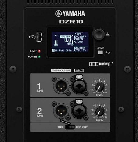 Bafle Amplificado Yamaha Pro DZR10