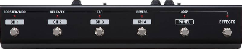Controlador de piso (pedal) para amplificadores Roland y Boss