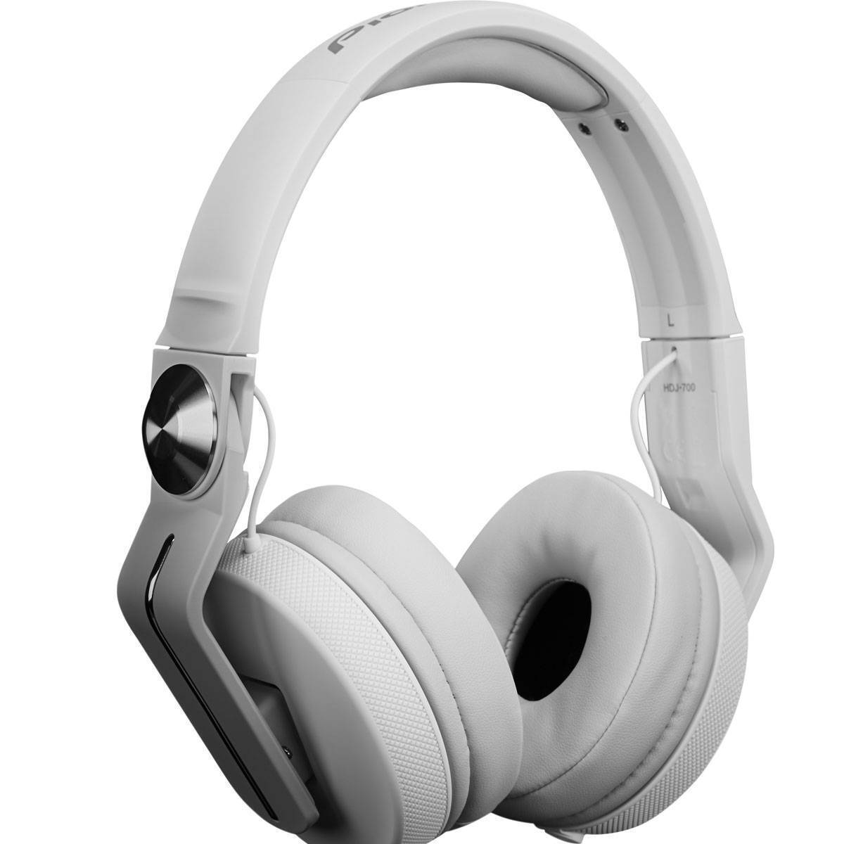 Audífonos Profesionales PIONEER 700 Blanco