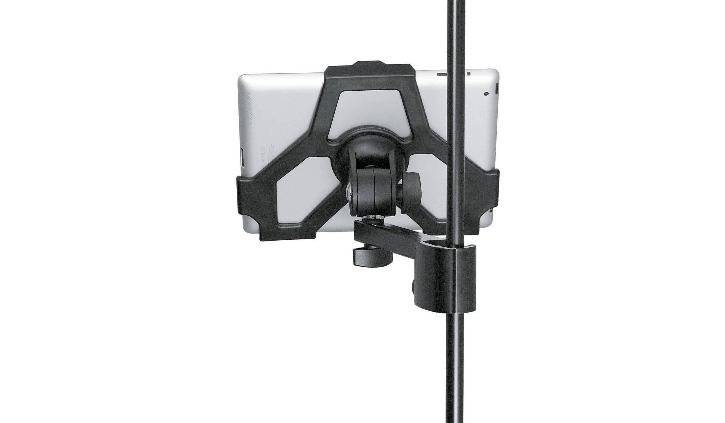 K & M iPad mini y iPad mini con Retina Holder (Negro)