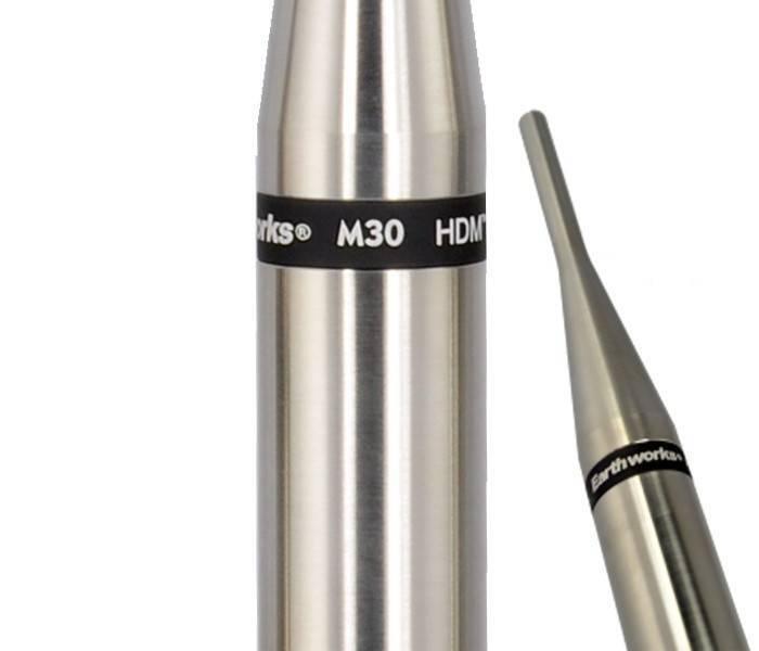 Microfono De Medicion Earthworks