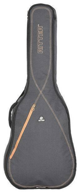 Funda Ritter Guitarra Clasica 4/4 Rgs3-Ct/Mgb Gris-Marron