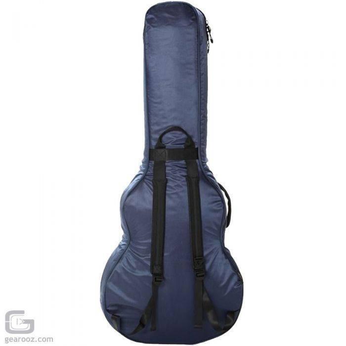 Funda Ritter Guitarra Electrica Rgp5-E/Nbk Azul Marino-Negro