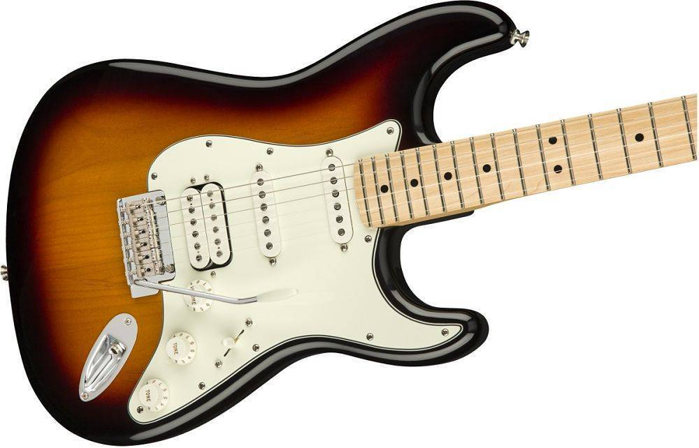 Guitarra Fender Player Stratocaster HSS Sunburst