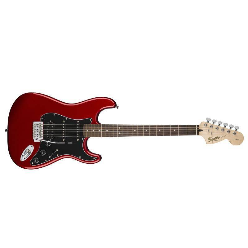 Paquete Fender Affinity Stratocaster HSS