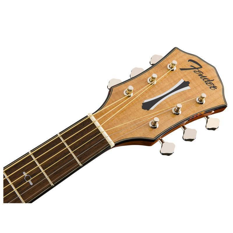 Guitarra Electroacustica Fender FA-345CE Auditorium Natural