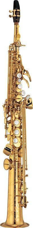Saxofon Soprano Yamaha YSS875EX Custom Z
