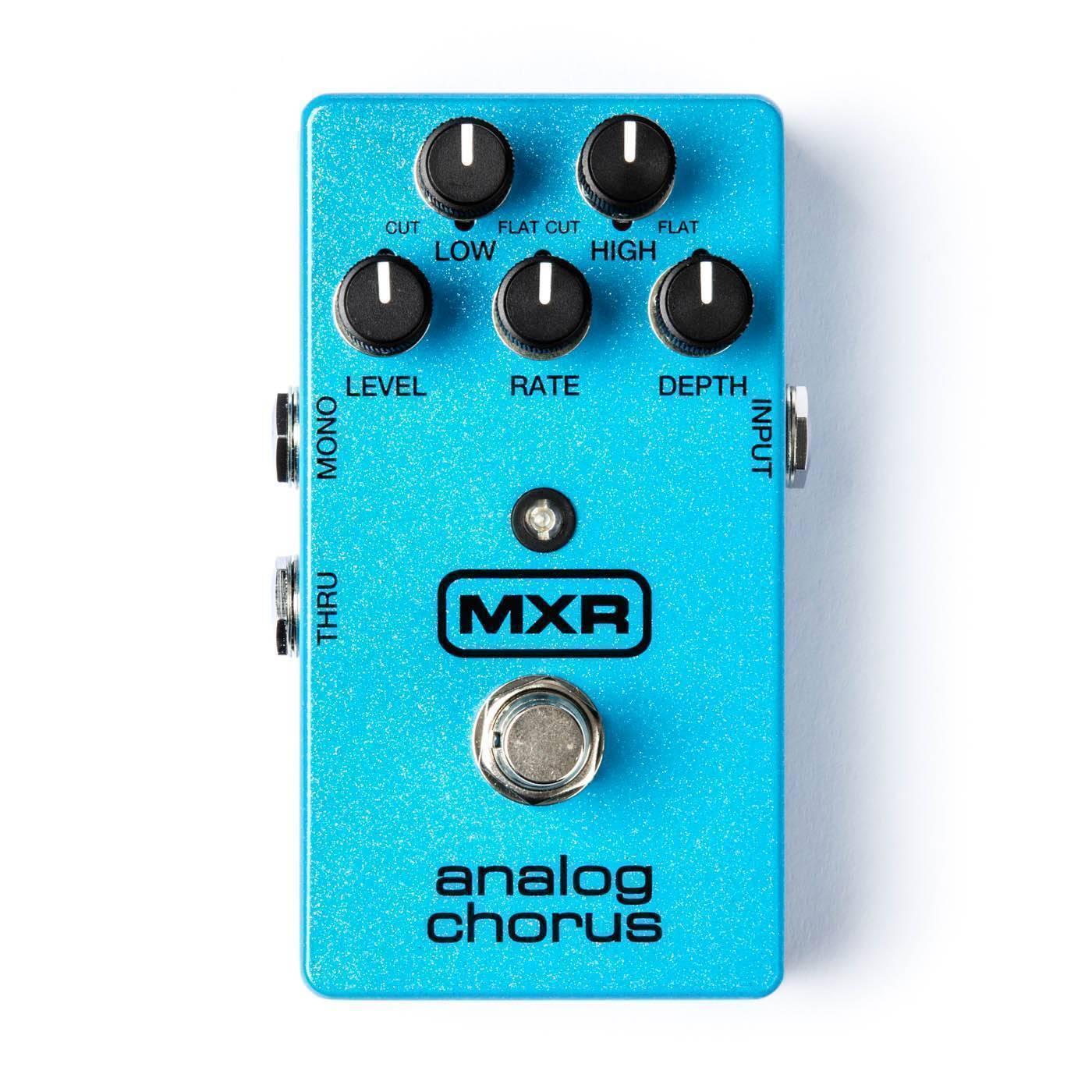Pedal De Efecto MXR Analog Chorus M234