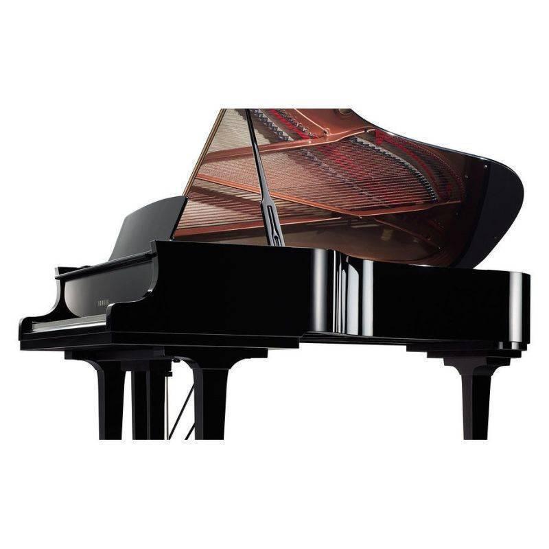 Piano de Cola Yamaha C5X serie CX de 200 CM.