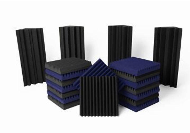 Kit de tratamiento acústico Mega Foam Pro