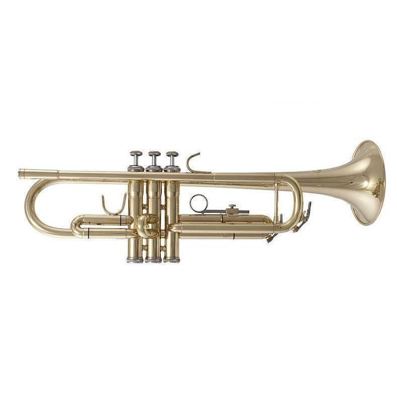 Trompeta Besson BE100XL Laqueada