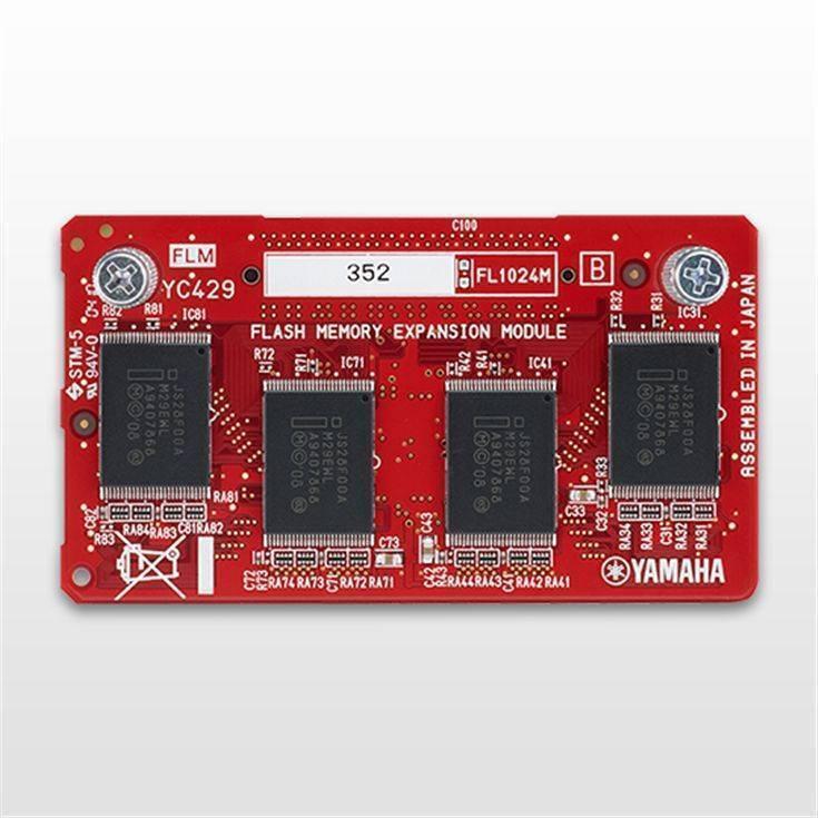 Yamaha Tarjeta de expansion de memoria 1024MB para Tyros o Motif XF